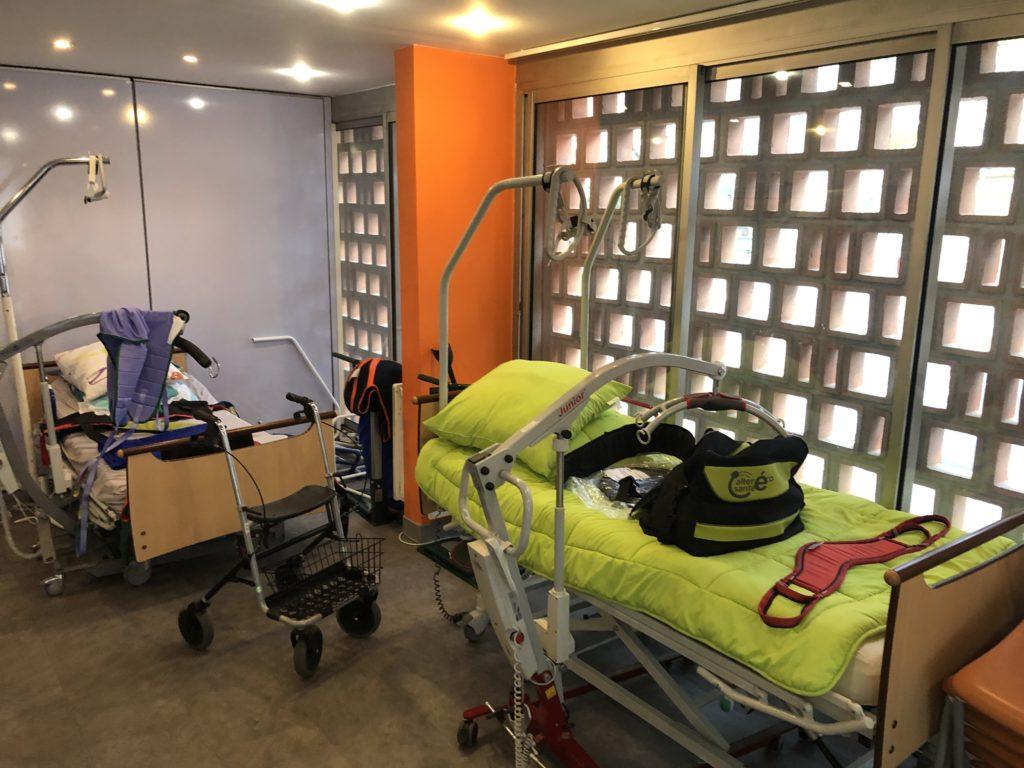 Pôle Autonomie Santé Lattes : espace de formation