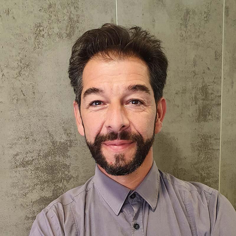 Sébastien Bayol - Pôle Autonomie Santé