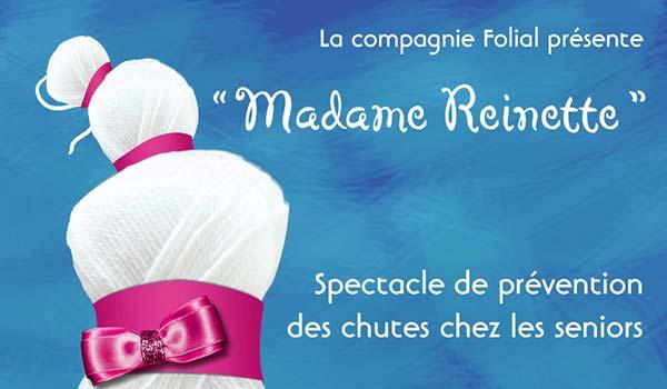 Un succès pour l'Etape : Mme Reinette à Lattes !