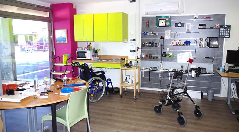 Pôle Autonomie Santé Lattes | Show-room