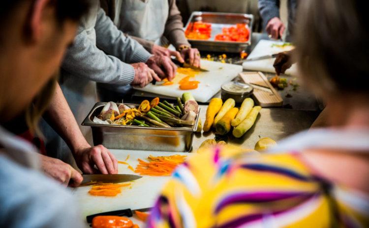 Venez participer à des ateliers culinaires en duo!