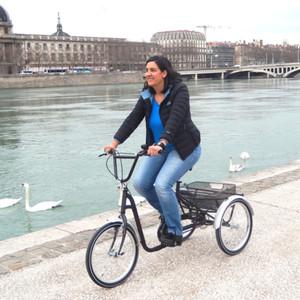 atelier essai tricycle ou scooter électrique