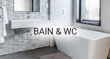 Bain et WC