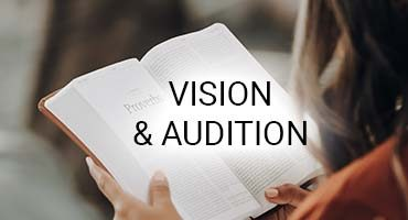 Vision & audition